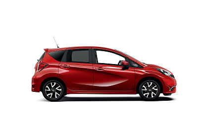 FR - NISSAN NOTE